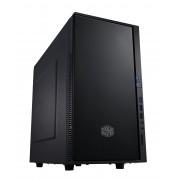Cooler Master Silent Silencio 352 Micro-Tower Black computer case