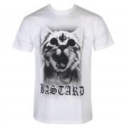 t-shirt hardcore pour hommes - BASTARD - AMENOMEN - OMEN055KM