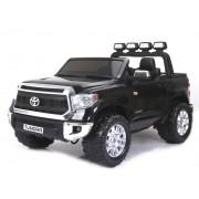 Mașinuță electrică pentru copii Toyota Tundra XXL 2.4Ghz, 2x 200W Motoare, frână electrică, Telecomandă, două scaunde din piele, roți ușoare EVA, MP3 USB SD, licență originală Toyota