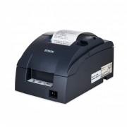 Imprimanta matriciala Epson TM-U220D, serial, neagra