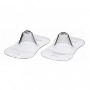 AVENT silikonske bradavice standard 0436 SCF156/01