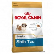 Royal Canin Breed Royal Canin Shih Tzu Junior - 3 x 1,5 kg
