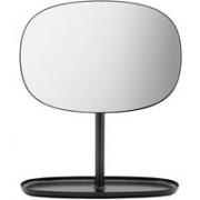 Normann Copenhagen Flip Mirror spiegel zwart