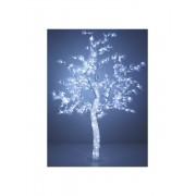Copacel decorativ 200x150 cm de Craciun Premium pentru exterior iluminat cu leduri