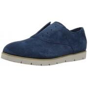 Bearpaw Haven Zapatos de Barco para Mujer, Azul Pizarra, 9 US