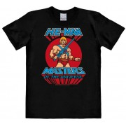 Logoshirt Masters of the Universe - Easy Fit T-Shirt He-Man