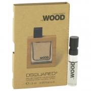 Dsquared2 He Wood Vial (Sample) 0.05 oz / 1.48 mL Men's Fragrances 516630