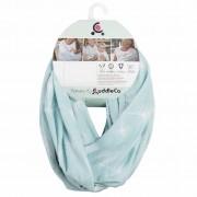 CuddleCo 2-in-1 Nursing Scarf Comfi Love Infinity Green