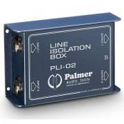 Palmer PLI 02 Isolation, Symmetrierer