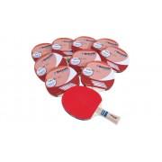 Betzold-Sport Tischtennisschläger Smash, 10er-Set