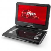"""Caliber Audio Technology MPD 112 Prijenosni DVD player 29.46 cm 11.6 """" Uklj. 12V auto kabel za napajanje, Rad na baterije Crna"""