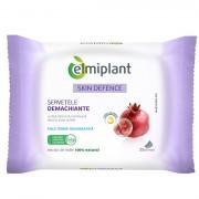 Elmiplant Servetele Demachiante Skin Defence 35+