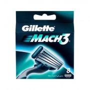 Gillette Mach3 lama di ricambio 8 pz