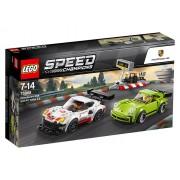 75888 Porsche 911 RSR si 911 Turbo 3.0