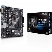 Tarjeta Madre ASUS PRIME H410M-A/CSM 1200 DDR4 Micro ATX
