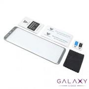 Folija za zastitu ekrana GLASS MONSTERSKIN 3D za Samsung G950F Galaxy S8 srebrna