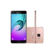 Smartphone Samsung Galaxy A5 2016 Dual Chip Android Tela 5.2 16GB 4G Câmera 13MP