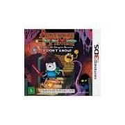 Game Adventure Time Explore - 3Ds