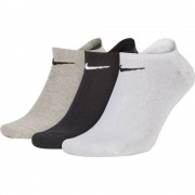 Nike 3Pack Value No Show Multi