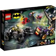 Lego DC Comics Super Heroes (76159). All'inseguimento del tre-ruo...