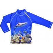 Swimpy UV-tröja Coral Reef, Blå 98-104