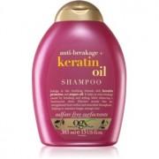 OGX Keratin Oil sampon fortifiant cu keratina si ulei de argan 385 ml