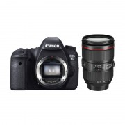 Canon EOS 6D DSLR + 24-105mm f/4.0L IS II USM