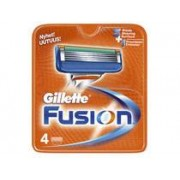 Gilette Rakblad Fusion 4-pack