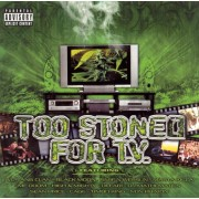 Too Stoned for T.V. [DVD/CD] [DVD]