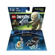 Warner Bros LEGO Dimensions Fun Pack Lord of the Rings Gollum Lord of the Rings Gollum Edition