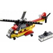 Set Constructie Lego Creator Elicopter De Transport