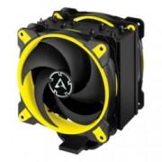 Охлаждане за процесор Arctic Freezer 34 eSports DUO Yellow, съвместимост със Intel LGA2066/LGA2011/LGA1151 & AMD AM4