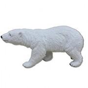 AAA 53002 Polar Bear Walking - Realistic Toy Arctic Model