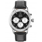 Ceas barbatesc Cerruti CRA107SN02BK Bellagio Cronograf 44mm 5ATM