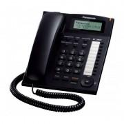 Telefon analogic Panasonic KX-TS880FXB Caller ID Speaker 10 taste apelare rapida Negru