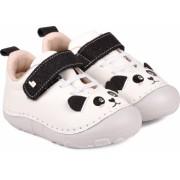 Pantofi Fetite BIBI Grow Alb/glitter Panda 20 EU