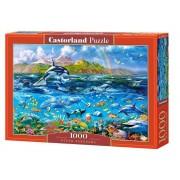 Puzzle Panorama oceanica, 1000 piese