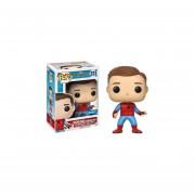Funko Pop Spiderman Exclusivo Con Protector Marvel