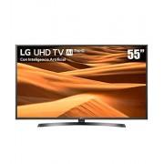 "LG 55UM7200PUA Smart TV con Pantalla de 55""(4K UHD, Intelligente, LCD, 2019), Color Gris"