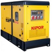 Generator insonorizat Kipor KDE 65 S3
