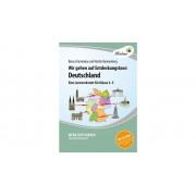 Lernbiene Lernwerkstatt: Wir gehen auf Entdeckungstour: Deutschland