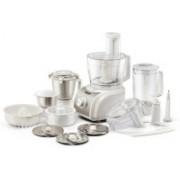 Eveready Ercole 1000 W Food Processor(White, Silver)