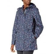 Joules Outerwear Impresión de Costa para Mujer, Multi (Multi Spot), 12