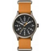 Ceas Barbatesc Timex Scout TW4B04600 Orange