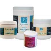 Tratamento Cosmético Corporal Kosmetiké White Grape Body Care: Efeito antioxidante e nutritivo