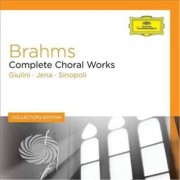Video Delta Various Artist - Collector's Ed: Brahms - Choral Works - CD