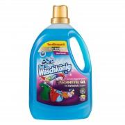 Detergent Lichid Der Waschkonig Rufe Colorate, 3.305L, 110 Spalari