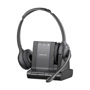 Plantronics Savi W720 Wireless DECT Stereo Headset - Over-the-head - Supra-aural