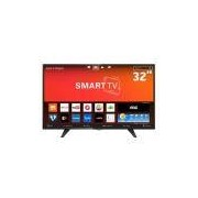 Smart TV LED 32 HD AOC LE32S5970 com Wi-Fi, Botão Netflix, App Gallery, Conversor Digital Integrado, Entradas HDMI e USB