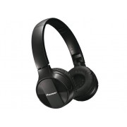 Pioneer Auriculares Bluetooth PIONEER SE-MJ553BT (On ear - Micrófono - Negro)